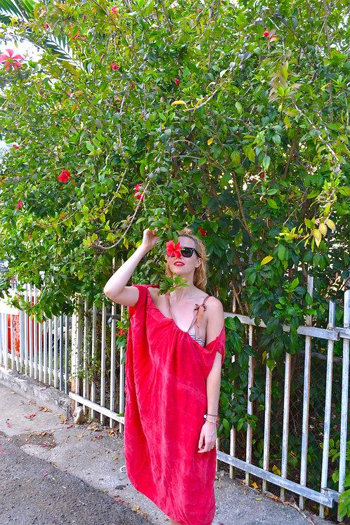 Siren Soft Strappy Jumper Dress