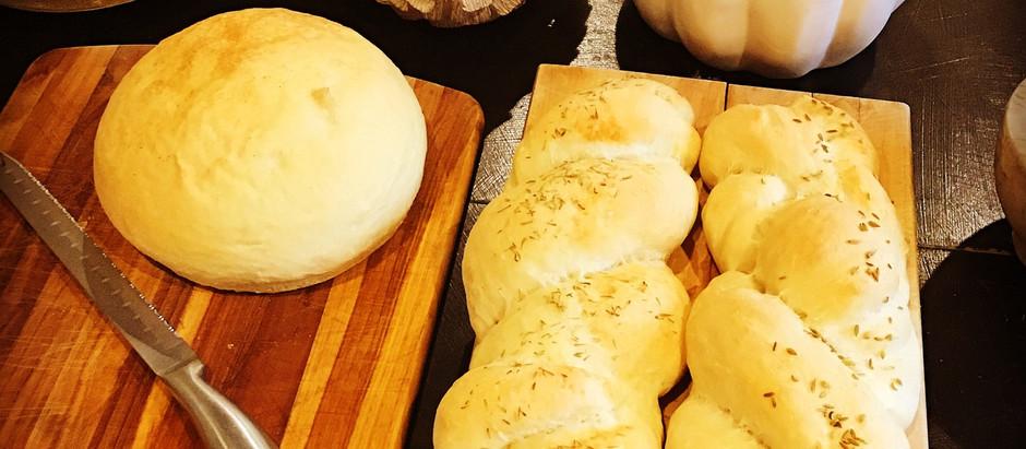 MS | Let Us Bake Bread