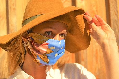 Katana Nose + Mouth Reusable Protective Safety Fashion Mask Cloth Face Cover