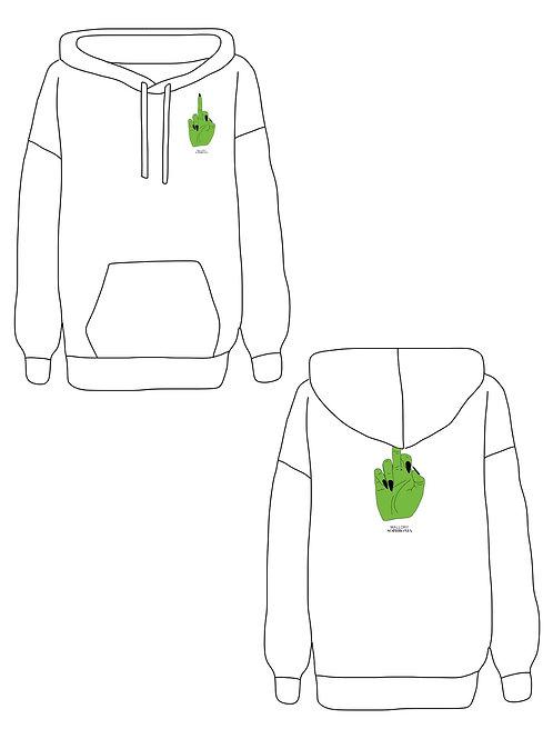 1692 Sweatshirt Loungewear Top Hoodie