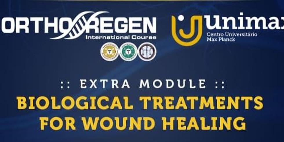 Woundregen - 2º Curso de Feridas Crônicas e Pé Diabético