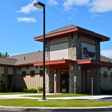 West Mountain Health Services Building 1