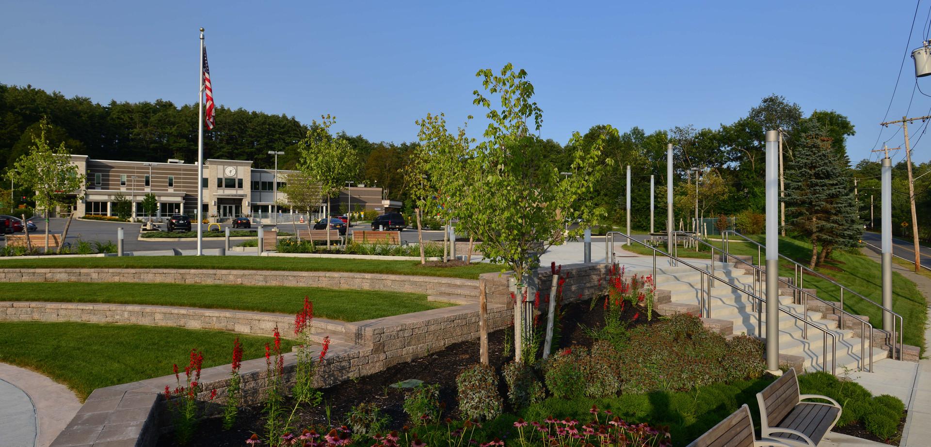 Calvin Engle Park at Warrensburg Health Center