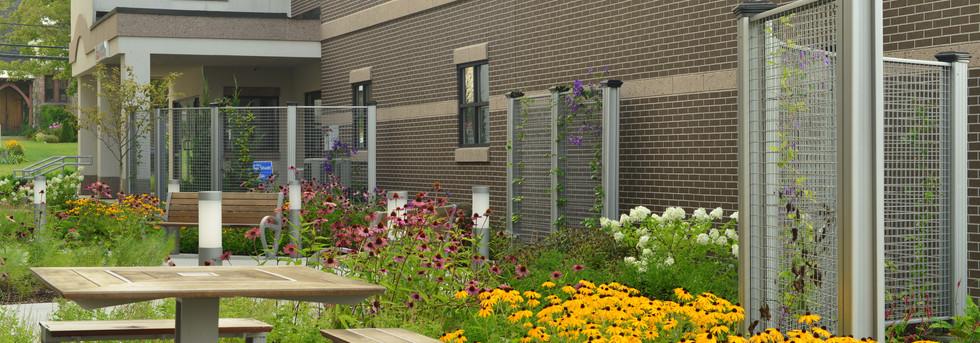 Healing Garden - Warrensburg Health Center