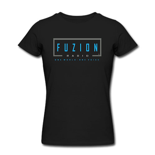FUZION RADIO GRAPHIC T-SHIRT
