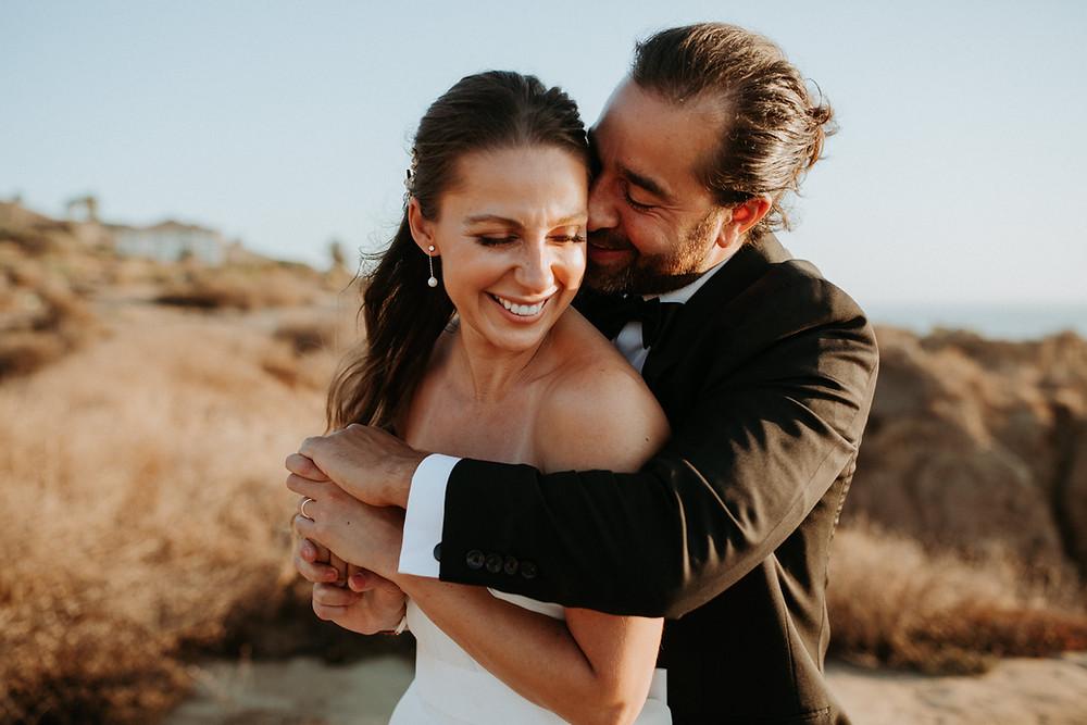 Sunset Cliffs Elopement Wedding | San Diego, CA