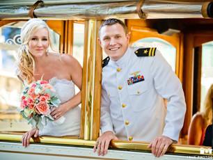 Real Weddings: Courtney & Adam
