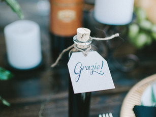 10 Unexpected Wedding Favors