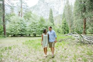 Engagement Photos - Yosemite Engagement Session