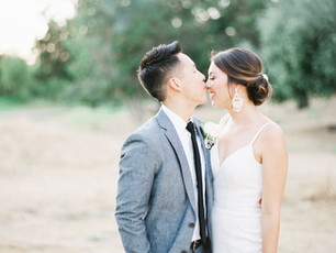 Mt. Woodson Castle: Rachel + Tan's Adventurous & Chic Wedding