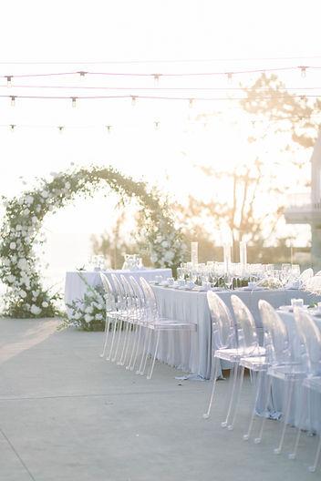 Southern California wedding outdoor