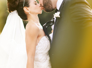Real Weddings: Zack + Donna