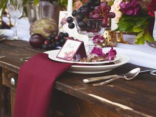 Wedding Inspiration: Con Amore