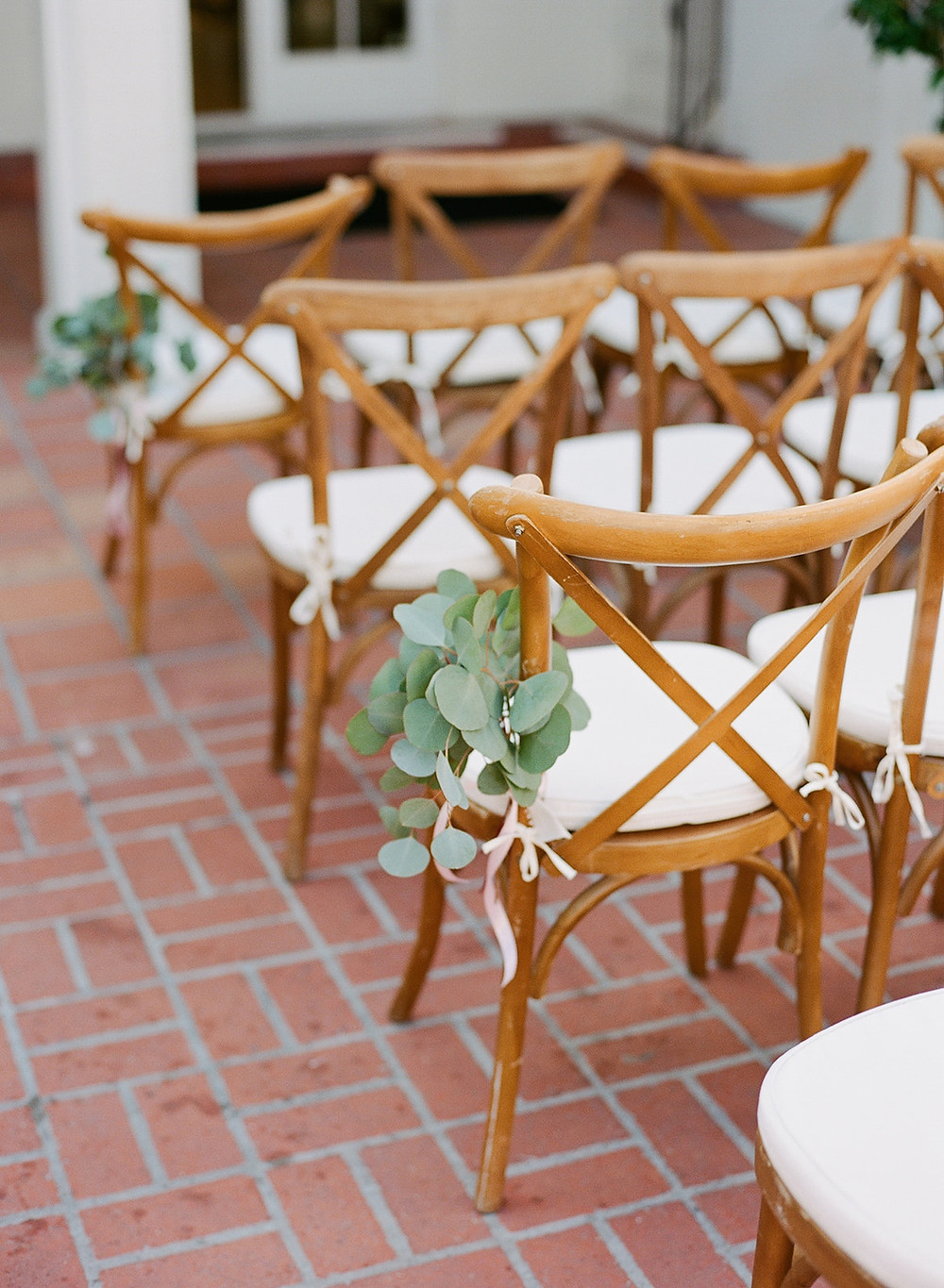 Tracy + Jason: Romantic Wedding at the Darlington House in La Jolla, California