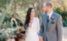 MR. & Mrs. Wedding Duo _Cactus Garden-29