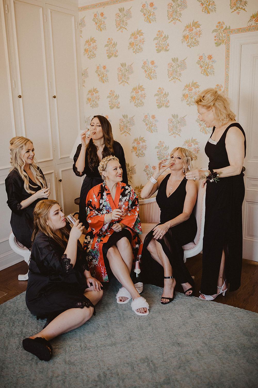 Moody Darlington House Wedding | La Jolla, CA