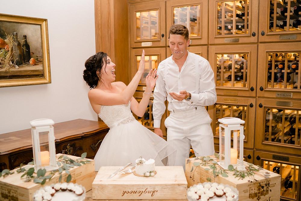 Vista Valley Country Club Wedding