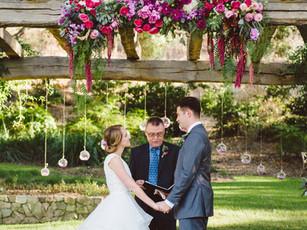Real Wedding: Lauren & Flo's Fun  Wedding at Vista Valley Country Club | San Diego, CA