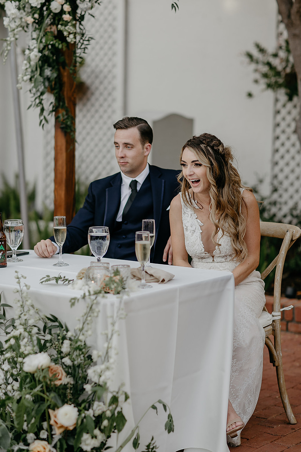 Kristine + Taylor's Rustic San Diego Wedding at Darlington House