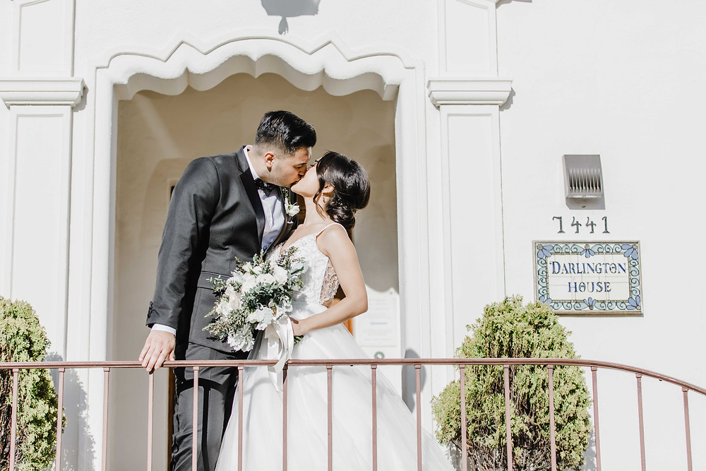 Cassandra and Quang's Wedding at the Darlington House in La Jolla, CA
