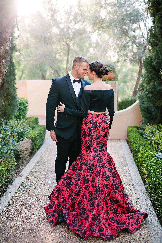 Rancho Bernardo Inn Wedding: Spanish Wedding
