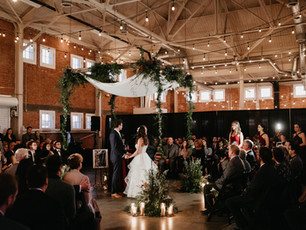 Amanda and Bill's Moody Wedding at Brick San Diego