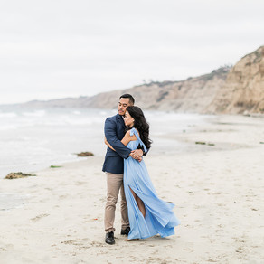 Asumi + Jeremy's Gorgeous Engagement Session