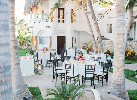 Haydee + Ben's Intimate Destination Wedding in Cabo San Lucas, Mexico