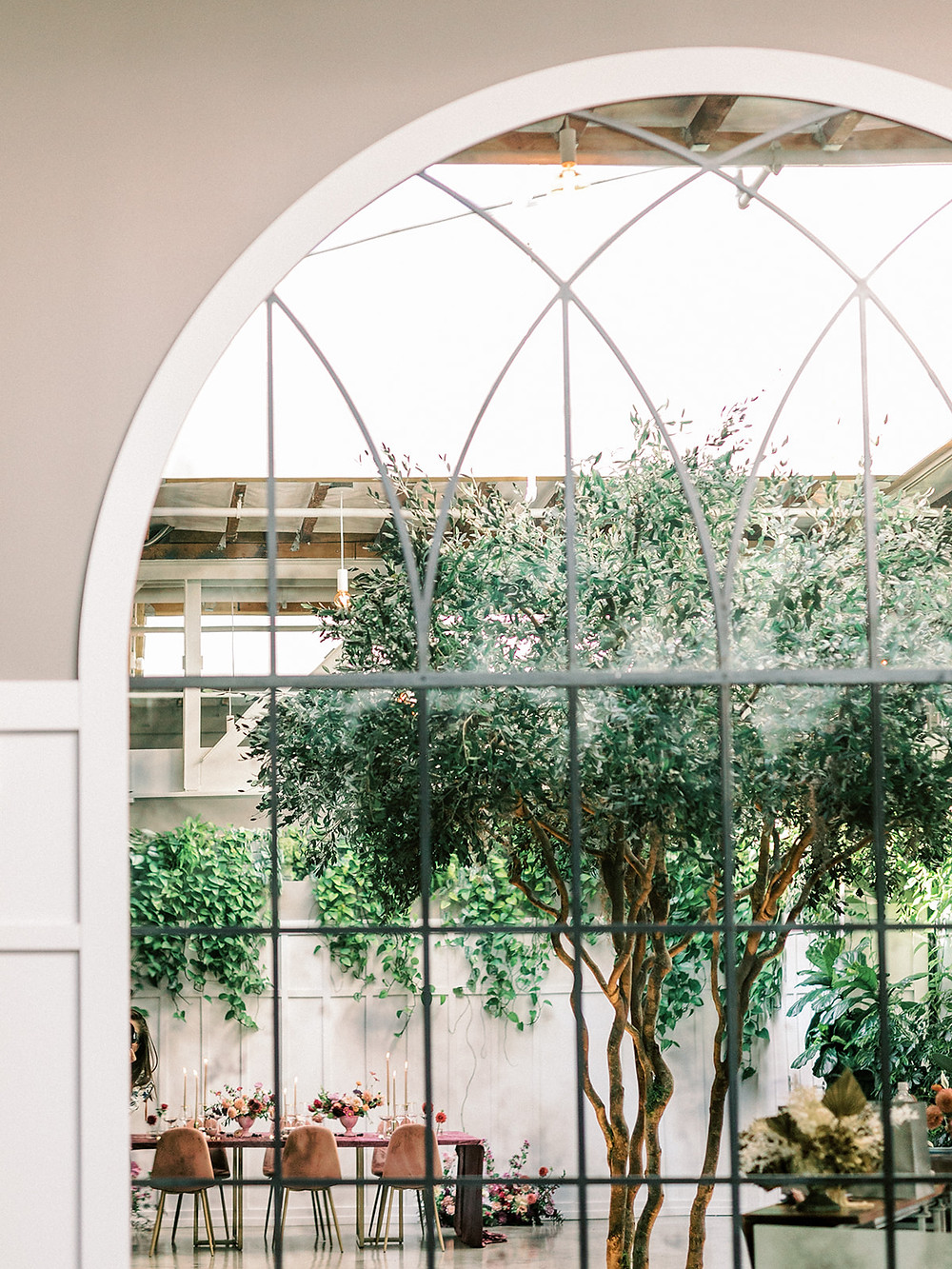 Moody Wedding At Flora The Venue | Downtown San Diego, CA