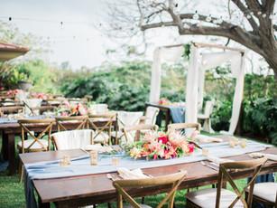 Hawaiian Wedding: Ashley + Jeremy's Modern, Tropical & Romantic Wedding