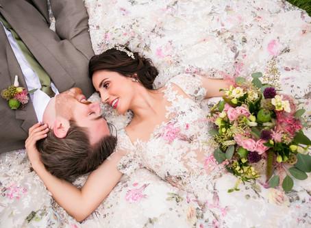 Whimsical Wedding: Shelbi + David's Wedding at Mission Brewery