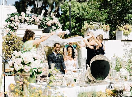 Parastou + Ali's Elegant Persian Wedding at the Darlington House in San Diego, CA