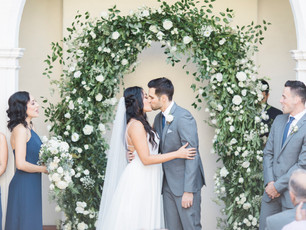 Mariana and Chris's Darlington House Wedding in San Diego, CA