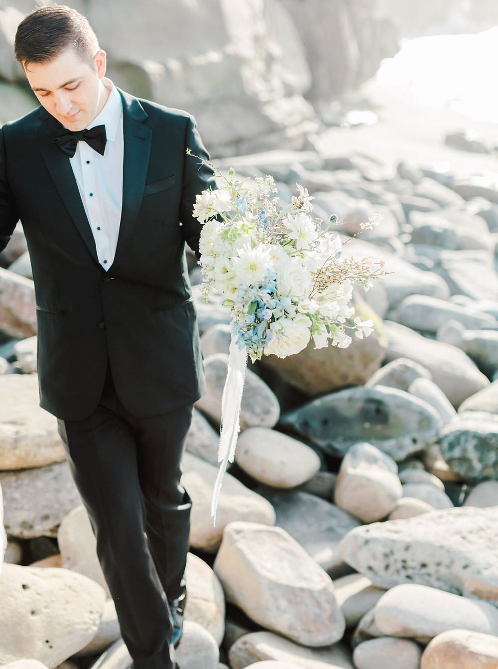 Megan + Nick's Organic Wedding at La Valencia in La Jolla, CA