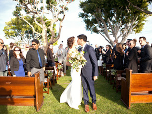 Real Wedding: Shannon + Ajay