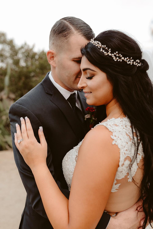 Wedding Elopement in Balboa Park, San Diego, CA