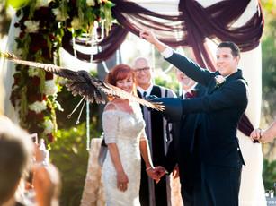 REAL WEDDINGS: Robin & Tim