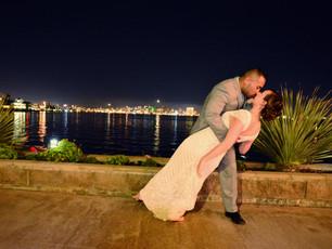 Real Wedding: Allison + Jonathan