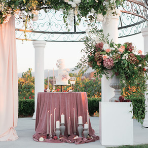 An Intimate & Elegant Wedding at Avensole Winery in Temecula, CA