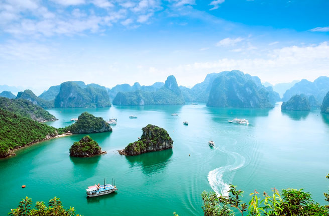 Honeymoon Destination Ideas - Adventurous Couples