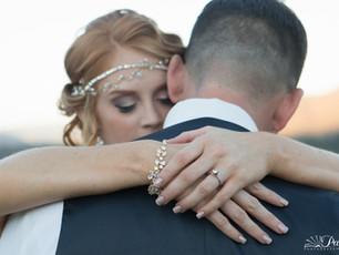 Meghan + Dan's Rustic Wedding At Circle Oak Ranch in Fallbrook, CA