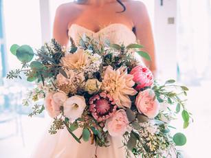 5 Stunning Garden Inspired Bouquets