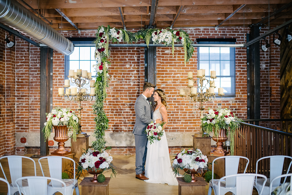 Brewery Wedding - Nontraditional wedding venue