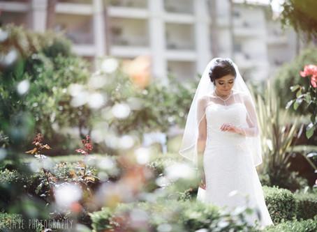 Por & Bank's Romantic Park Hyatt Aviara Wedding