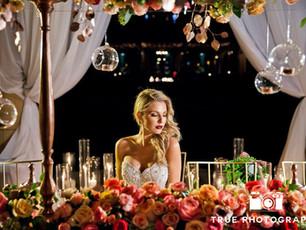 Wedding Inspiration: Rose Gold