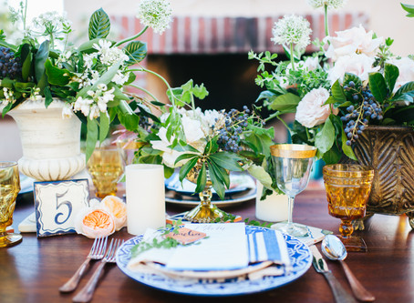 Rancho Bernardo Inn: Spanish Inspired Wedding in San Diego
