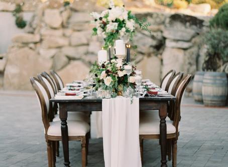 French Wedding: Luxurious French Wedding Editorial