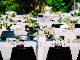 La Jolla Wedding: Whitney + Ryan's Mid-century Modern Destination Wedding