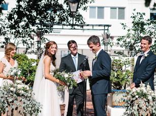 REAL WEDDINGS: Barbara & Clark