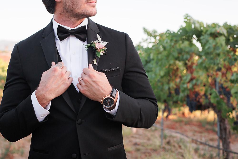 Romantic Avensole Winery Wedding in Temecula, CA